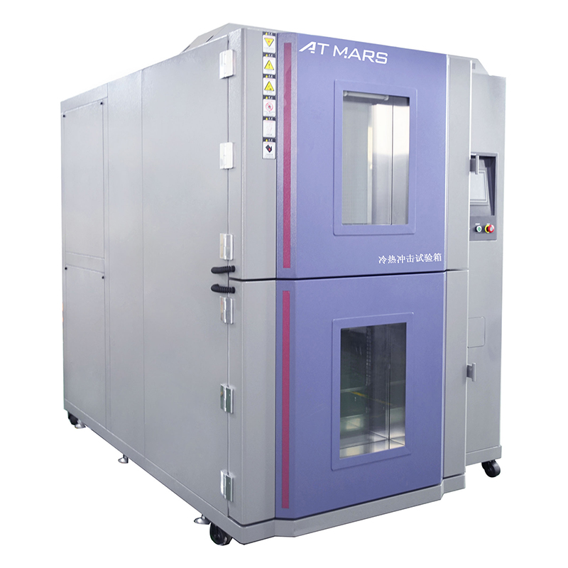 Two-Zone Thermal Shock Test Chamber