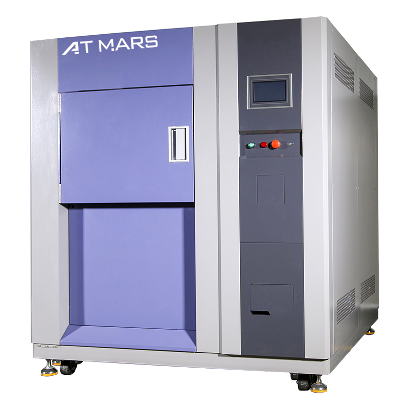 Three-Zone Thermal Shock Test Chamber